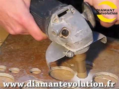 cloche diamant pour percer du carrelage et gr 233 s c 233 rame