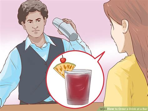 Top Drinks To Order At A Bar - how to order a drink at a bar 15 steps with pictures