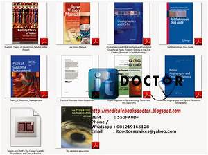 Medical Ebooks Doctor  Ophthalmology Ebooks Vol 1