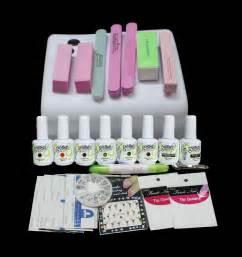 gel nail light kit btt 73 uv gel nail kit kit gel nail kit uv