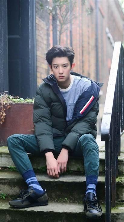 Chanyeol Exo Wallpapers Lockscreen Solo Kpop Park