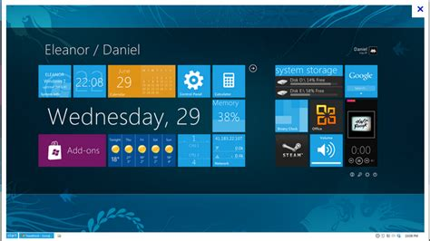Windows Desktop Class Versus Windows 8 Metro Ui