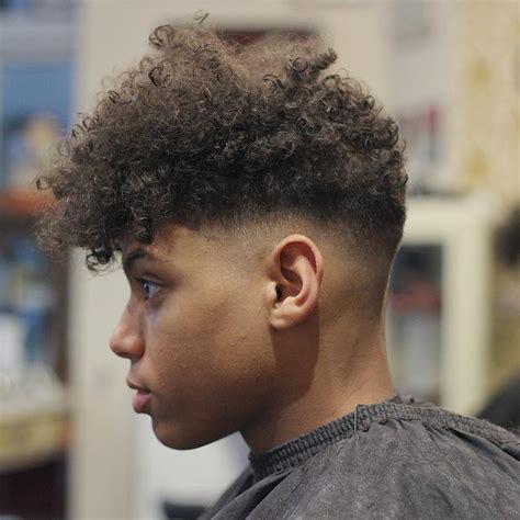 top  fade haircuts  men  styles