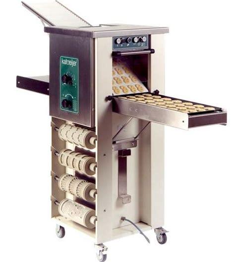 machine de cuisine professionnel kalmeijer machines rotative à biscuits pour pâte sablé
