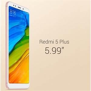 Xiaomi Redmi 5 Plus Price In Malaysia  U0026 Specs