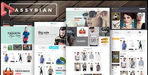 assyrian responsive fashion shopify theme  hastech