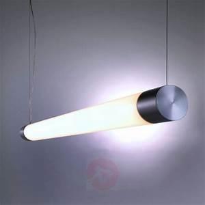Luminaire Led Suspension : suspension led tubulaire agryl ~ Teatrodelosmanantiales.com Idées de Décoration