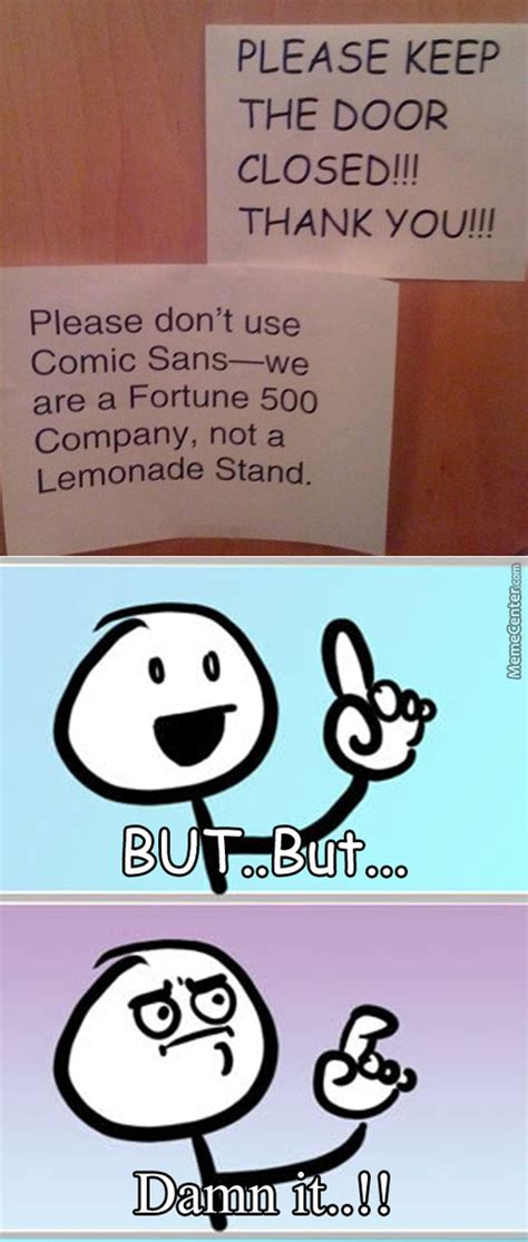 Meme Typeface - fonts memes best collection of funny fonts pictures
