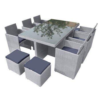 canape blanc pas cher salon de jardin table fauteuil chaise salon de jardin