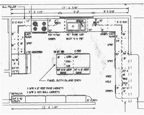 designing a kitchen floor plan designing a kitchen floor plan stroovi 8671