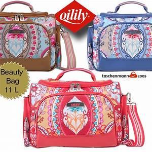 Oilily Beauty Case : oilily travel 2013 lotus beauty case kosmetiktasche schultertasche ebay ~ Orissabook.com Haus und Dekorationen