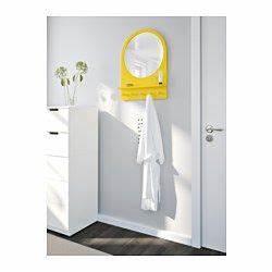 Spiegel Mit Ablage Ikea : saltr d spiegel mit ablage und haken wei ikea brillen ~ Lateststills.com Haus und Dekorationen