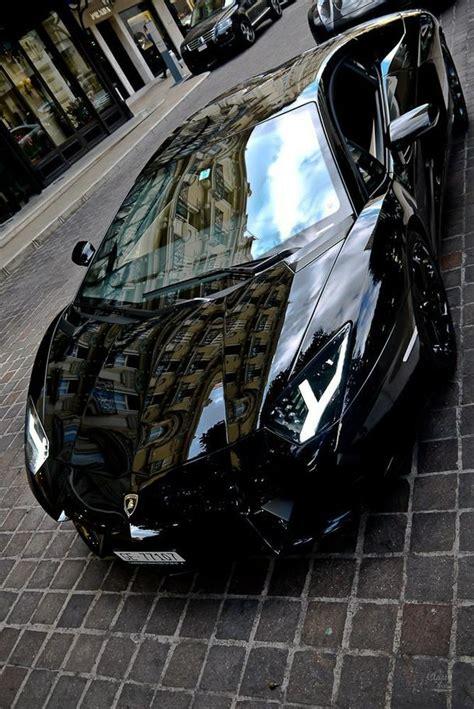 Cool Black Lamborghini Cars