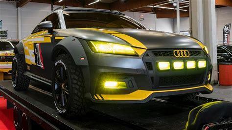 Audi Tt Safari by Motori Audi Tt Safari La Splendida One Che