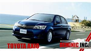 Toyota Corolla Axio For Sale In Singapore