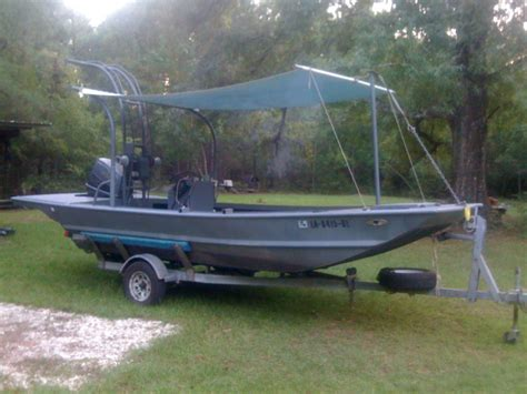 Aluminum Boats For Sale Louisiana Sportsman by 20ft Aluminum Flat Bottom Boat Louisiana Sportsman