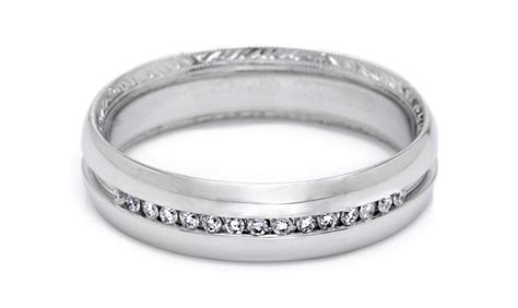 mens wedding band upgrade your groom onewed com