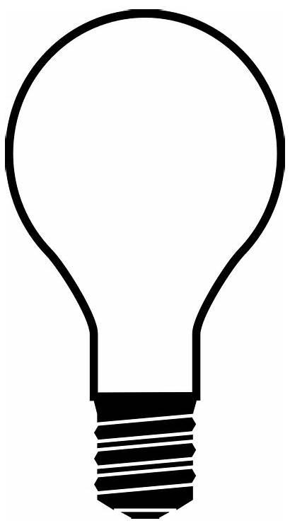 Lightbulb Bulb Symbol Icon Idea Graphic Vector