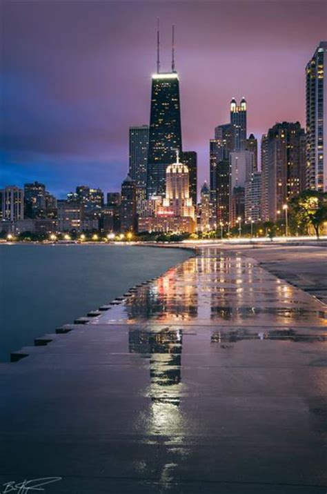 chicago lakefront path road running