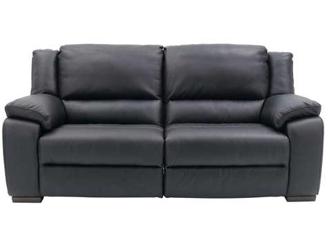 canape relax electrique conforama canapé fixe relaxation électrique 3 places en cuir saturday coloris noir vente de canapé droit
