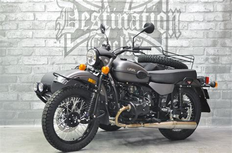 Ural Gear Up Image by 2018 Ural Gear Up Slate Grey Satin Sold
