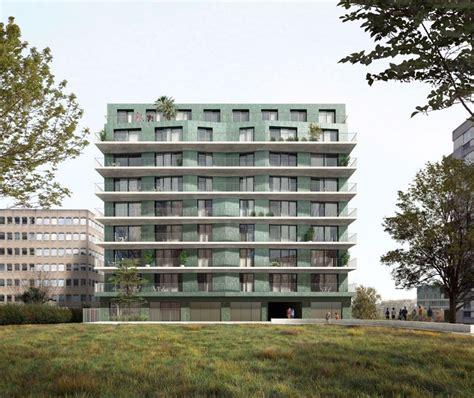 V+  Bevk Perović  Housing Condor Molenbeek  Brussels (1