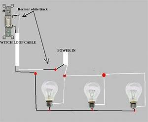 How To Wire Landscape Lights In Series On A Switch
