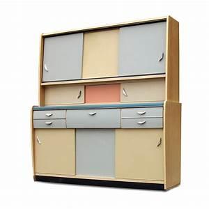 Küchenschrank Vintage : k chenschrank midcentury 60er jahre vintage pastell m bel ~ Pilothousefishingboats.com Haus und Dekorationen