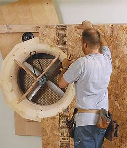 Build Your Own Spray Booth - FineWoodworking