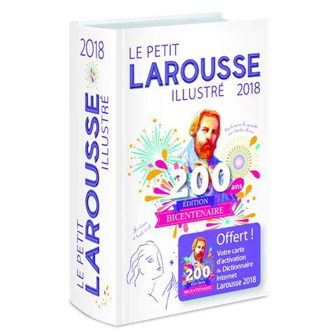 dictionnaire de cuisine larousse dict petit larousse illustre 2019 06429 00