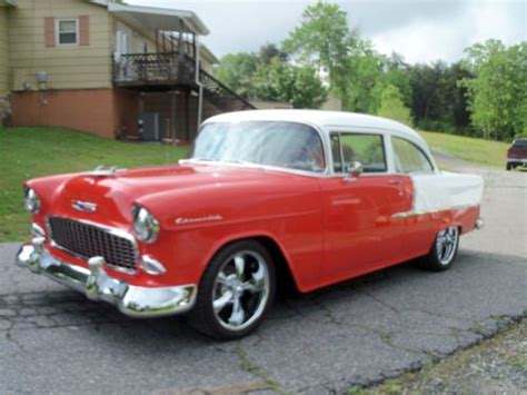 Find Used Sharp Fifty Five Chevy In Spindale, North
