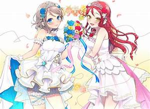 Wallpaper, Id, 123928, Love, Live, Sunshine, Watanabe, You, Sakurauchi, Riko, Anime, Anime, Girls