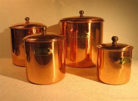 Canisters Flour Sugar by Flour Sugar Canisters Ebay