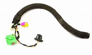 Lh Front Heated Seat Wiring Plugs Pigtail Vw Jetta Golf
