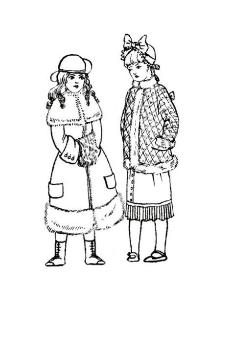 children  costume history   victorian fashions