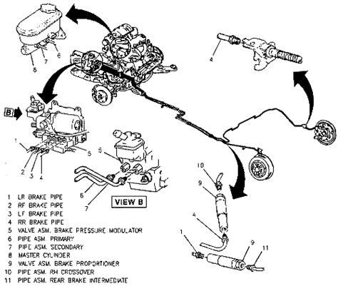 auto manual repair 1996 buick lesabre electronic valve timing 1993 honda accord 2 2l mfi 4cyl repair guides brake operating system pressure differential