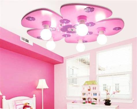 plafonnier pour chambre à coucher luminaire bébé fille mobilier bébé