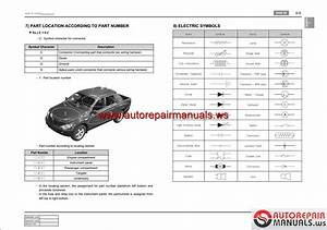 Ssangyong Actyon Sports Q100 2006 03 Service Manuals And Electric Wiring Diagrams