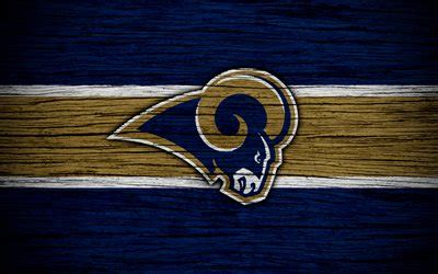 wallpapers los angeles rams nfl  wooden