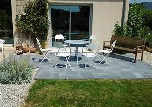 modele de terrasse exterieur l39atelier des fleurs With modele de terrasse exterieur