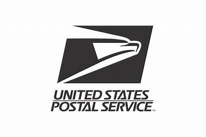 Postal Service States United Vector