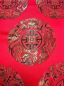 oriental fabric | Chinese Dragon Fabric Asia china japan ...