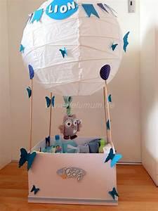 Ausgefallene Ideen Zur Raumabtrennung : hei luftballon zur geburt nelumum ~ Bigdaddyawards.com Haus und Dekorationen