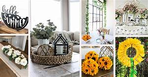 31, Best, Rustic, Home, Decor, Ideas, For, Summer, Show, Off, Your