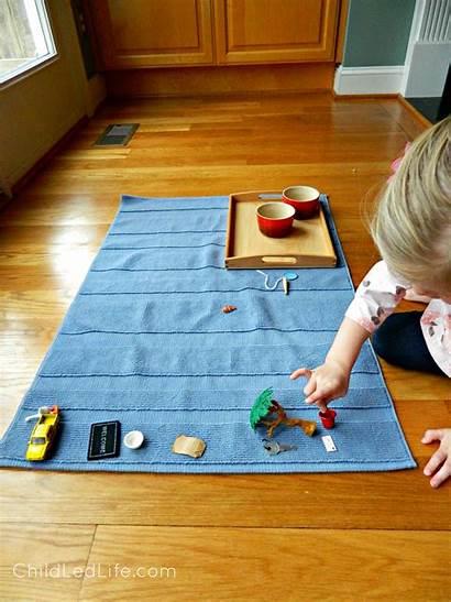 Rhyming Montessori Objects Object Random Matching Child