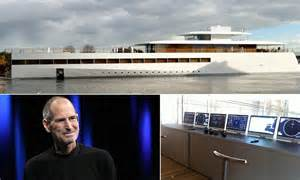 Yacht Jobs Uk by Steve Jobs Yacht Revealed 260 Foot Ship Finished Year