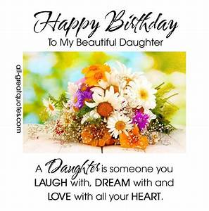 17 Best ideas about Birthday Wishes Daughter on Pinterest ...