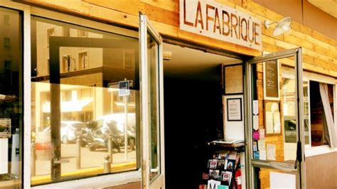 la fabrique in marseille restaurant reviews menu and