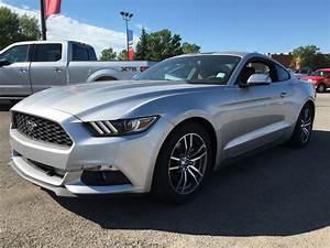 New 2017 Ford Mustang EcoBoost Premium Fastback in Calgary #17MU1475   Maclin Ford