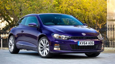 Volkswagen Car : Used Volkswagen Scirocco Cars For Sale On Auto Trader Uk